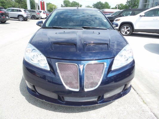 2009 Pontiac G6 Gxp With 1sb In Anderson In Indianapolis Pontiac G6 Ed Martin Chrysler Dodge Jeep Ram